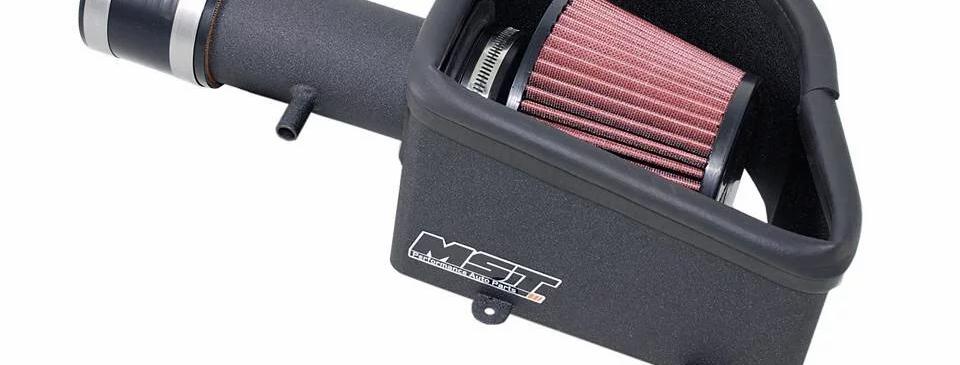 MST Performance Intake Kit VAG Twincharged 1.4 TFSI (A1 8X, Polo 6R GTI, Ibiza)