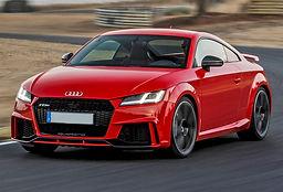Audi TT 8S hybrid turbo