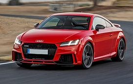 Audi TTRS 8S hybrid turbo