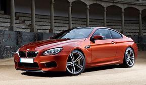 BMW M6 hybrid turbo