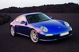 Porsche 997.1 Turbo   Hybrid turbo's