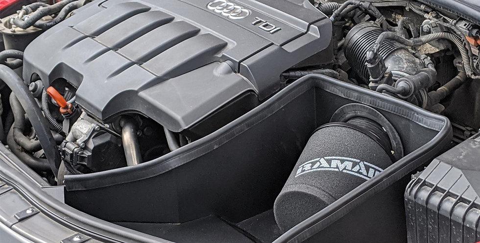 Ramair Cone Air Filter Kit Audi TT 8J 2.0 TDI