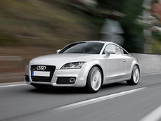 Audi TT 8J hybrid turbo