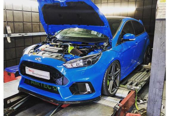 Airtec Intercooler Upgrade Kit Ford Focus RS MK3 (2.3L EcoBoost)
