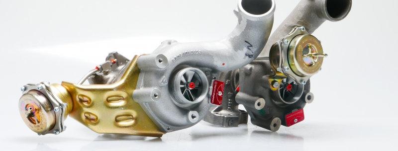 TTE650 turbo's