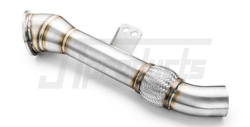 """Downpipe 3.15"""" decat BMW 140i / 240i / 340i / 440i / 540i / 640i / 740i (B58)"""