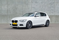 BMW 135i hybrid turbo