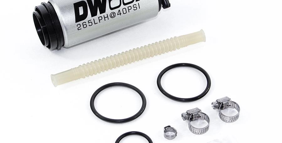 Deatschwerks DW65V brandstofpomp VAG 1.8T 20VT / Golf R32 4WD