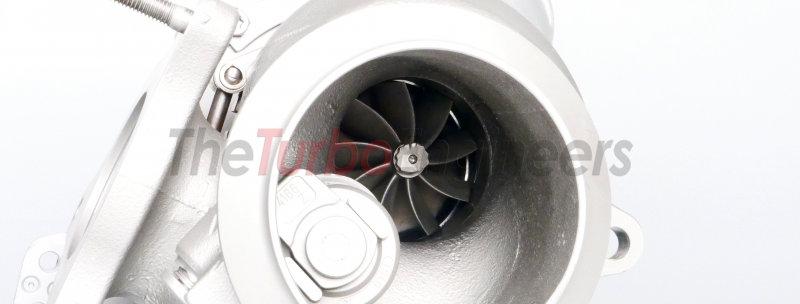 TTE550 + upgrade turbocharger for Mercedes A45 AMG