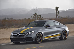 Mercedes C63 AMG | Hybrid turbo