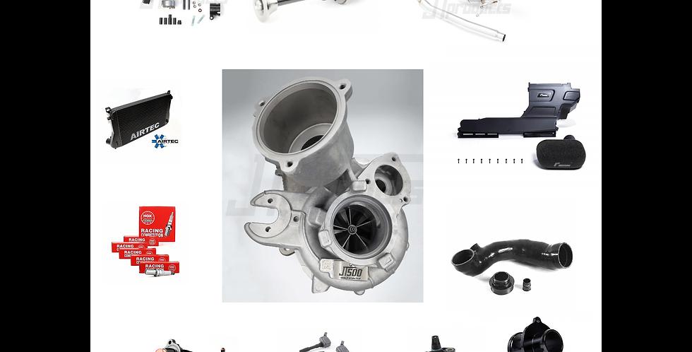 Turbokit 500HP VAG 2.0 TSI MQB Golf 7R, S3 8V