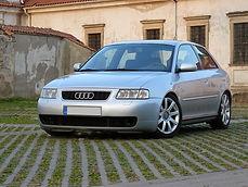 Audi A3 8L hybrid turbo
