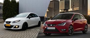 Seat Ibiza 6J & 6P | Hybrid turbo's