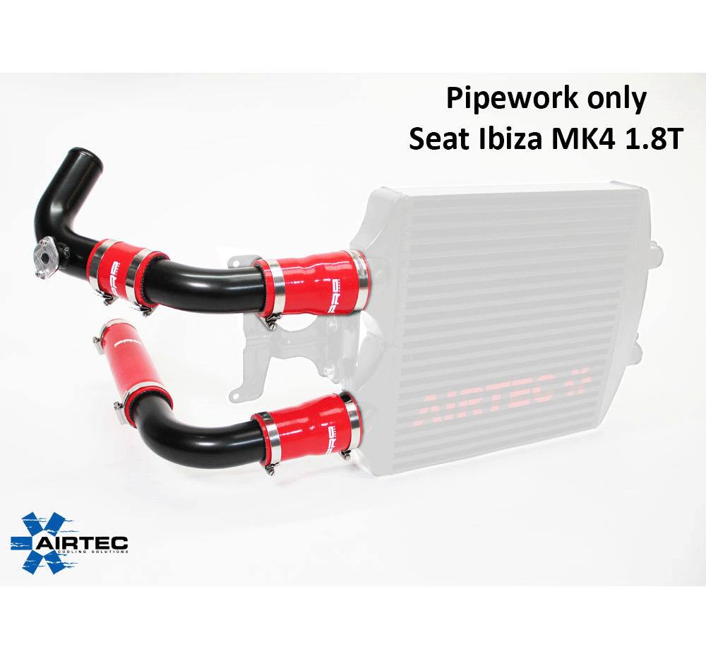 Airtec Intercooler Piping VAG Polo GTI 9N3,Ibiza Cupra 6L 1.8T 20VT