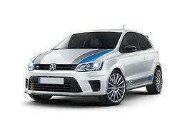 VW Polo 6R WRC | Hybrid turbo's