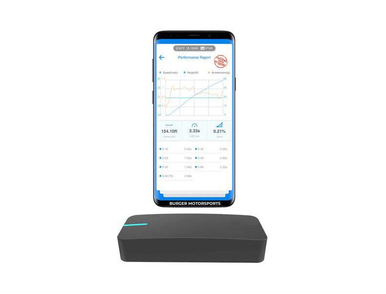 Dragy Performance Box GPS Meter o.a. 1/4 Mile, 0-100 meter