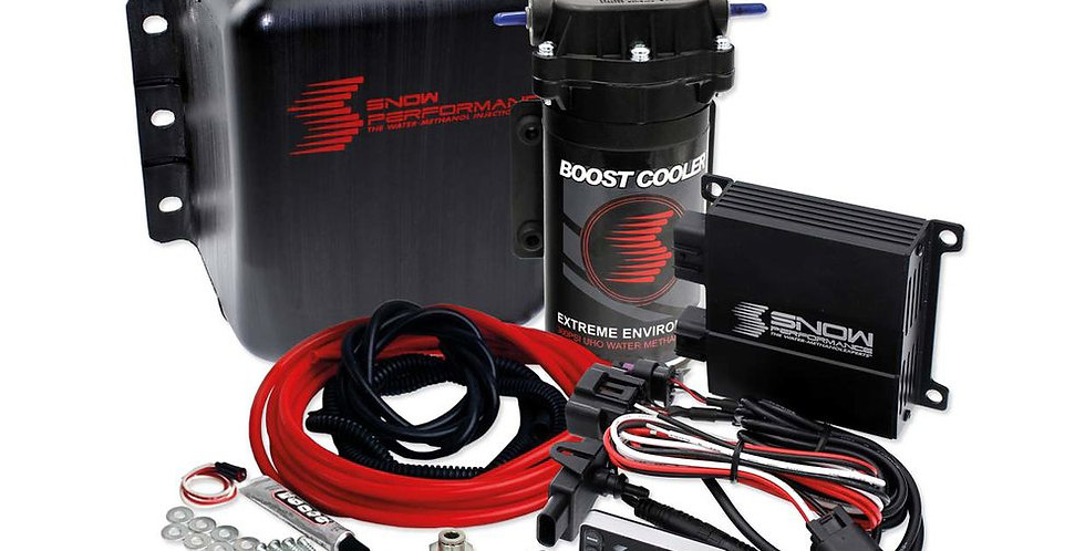 Snow Performance Stage 2 Boost Cooler / Water Methanol Kit (Turbo | Benz