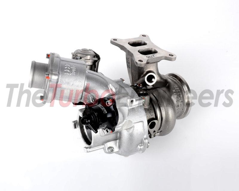 TTE555 upgrade turbo for VAG 2 0 TSi EA888 3 MQB
