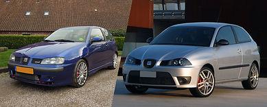 Seat Ibiza 6K & 6L | Hybrid turbo's