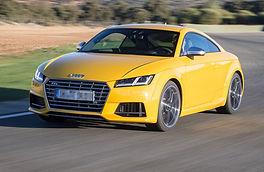 Audi TTS 8S hybrid turbo