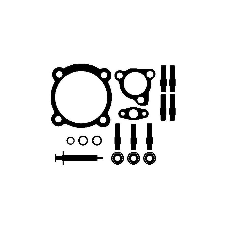 Elring turbo montageset / pakkingset VAG 1.8T 20VT