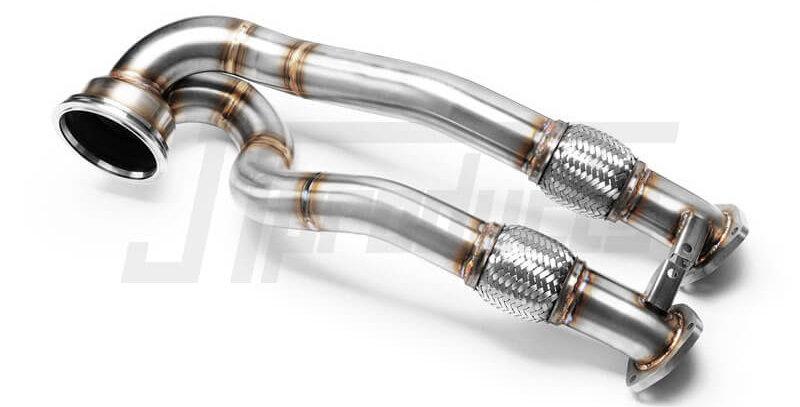 "Downpipe 2.5"" decat Audi RS3 8V 2.5 TFSI"