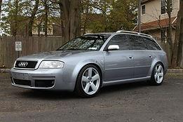 Audi RS6 C5 hybrid turbo