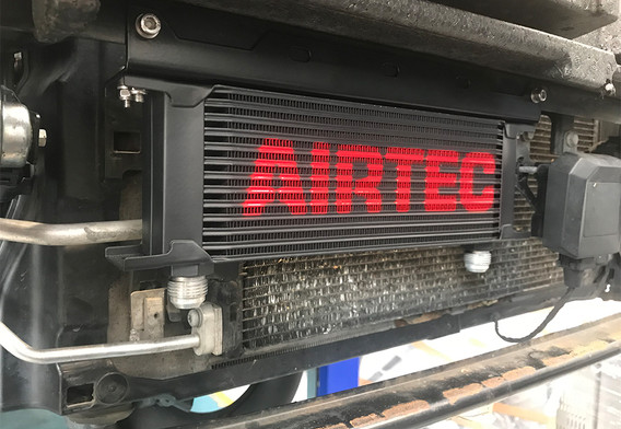 Airtec Remote Oil Cooler VAG 2.0 TSI EA888 MQB (Golf 7R, S3 8V, etc.)