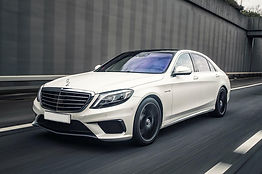 Mercedes S63 AMG | Hybrid turbo