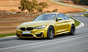 BMW M4 hybrid turbo