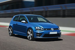 VW Golf MK7 R | Hybrid turbo's