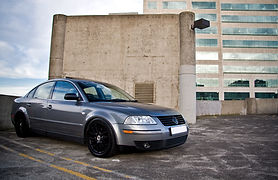VW Passat B5 | Hybrid turbo's