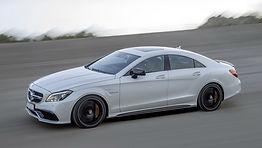 Mercedes CLS63 AMG | Hybrid turbo