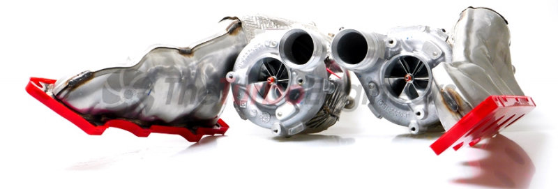 TTE900 turbo's