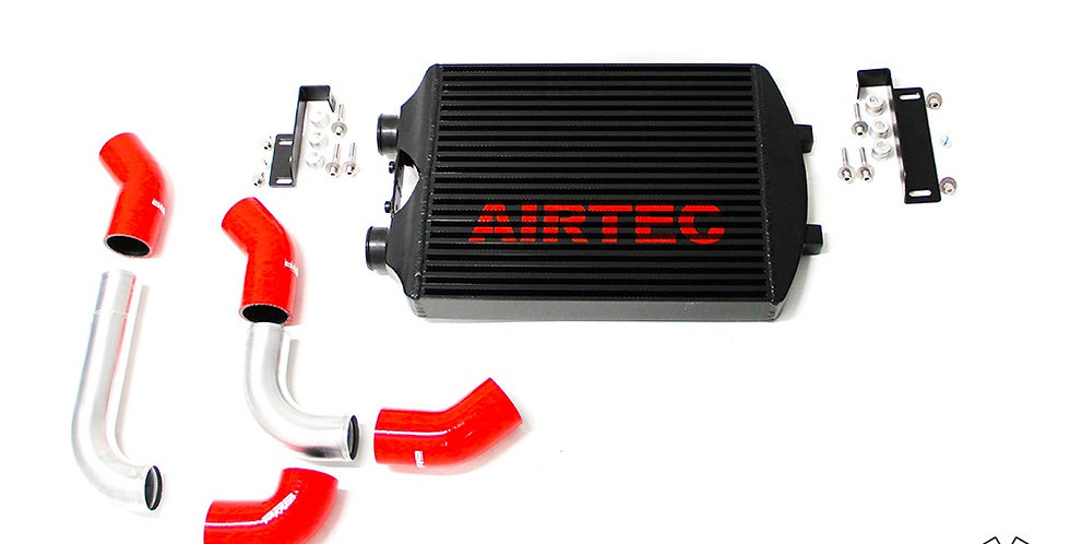 Airtec Stage 3 Intercooler Upgrade Peugeot 207 GTI