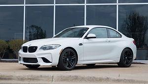 BMW M2 hybrid turbo