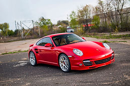 Porsche 997.2 Turbo   Hybrid turbo's
