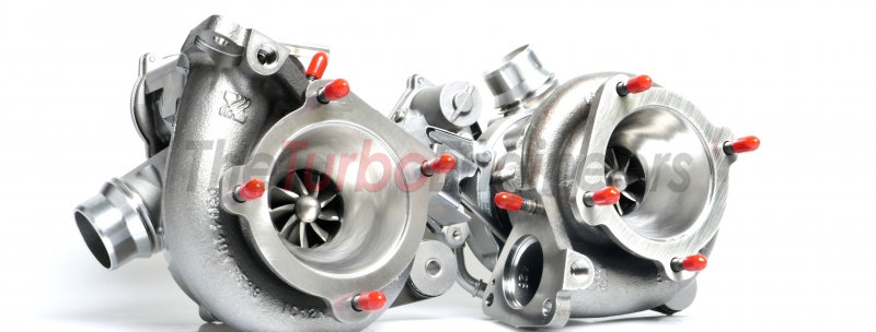 TTE850 + upgrade turbocharger for Porsche 991 Turbo