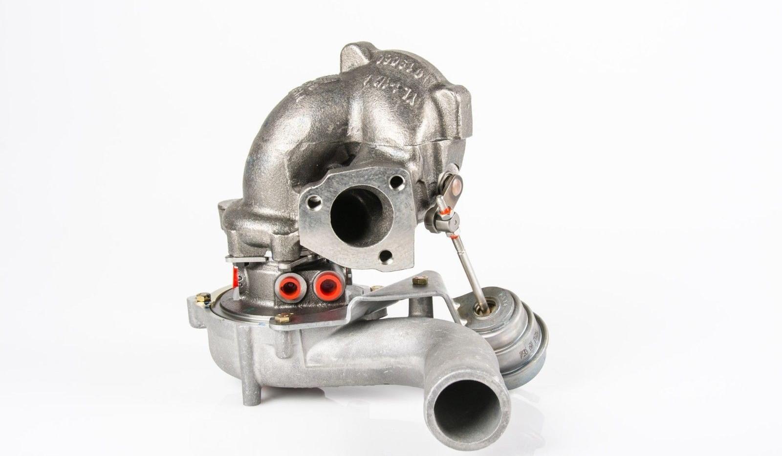 KKK Borgwarner K04-001 Performance turbo 240hp VAG 1.8T 20VT