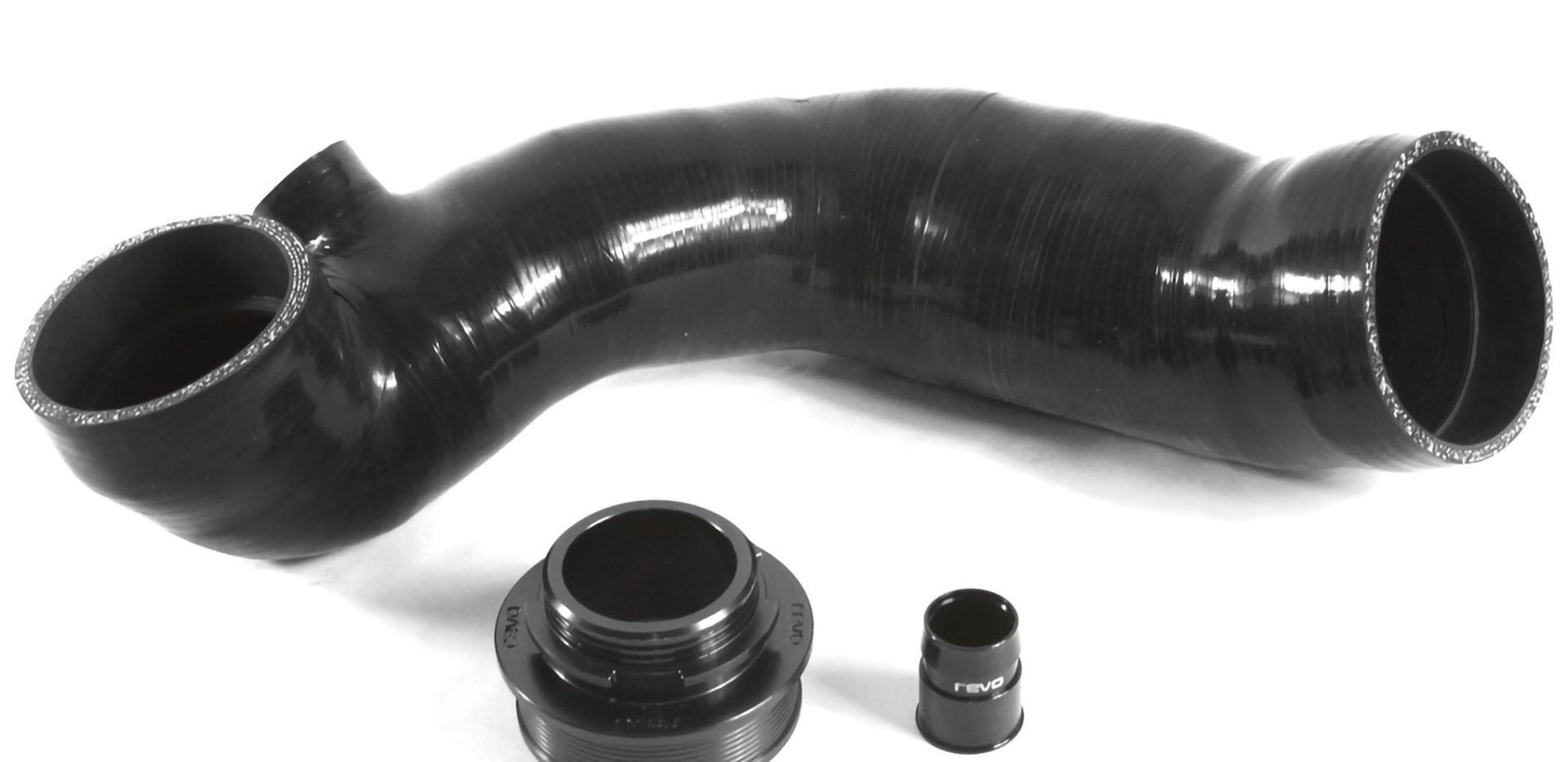 Revo Turbo Elbow Intake Pipe For VAG