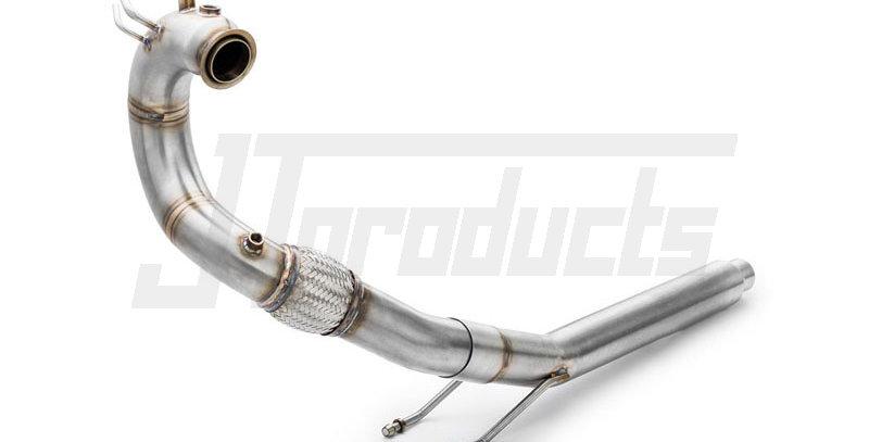 """Downpipe 3"""" VW Golf 6, Scirocco, Jetta, Skoda Superb (1.6 / 2.0 TDI)"""