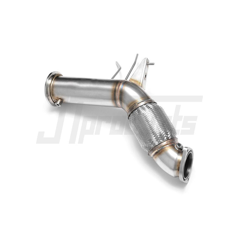 "Downpipe 3.5"" decat BMW N57X (550D, 750D)"