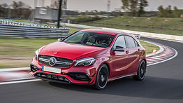 Mercedes A45 AMG | Hybrid turbo