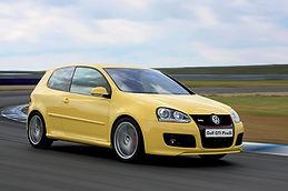VW Golf MK5 ED30/Pirelli   Hybrid turbo's