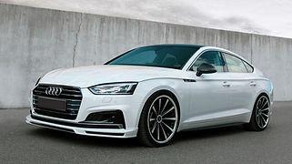 Audi A5 B9 hybrid turbo