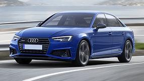 Audi A4 B9 hybrid turbo