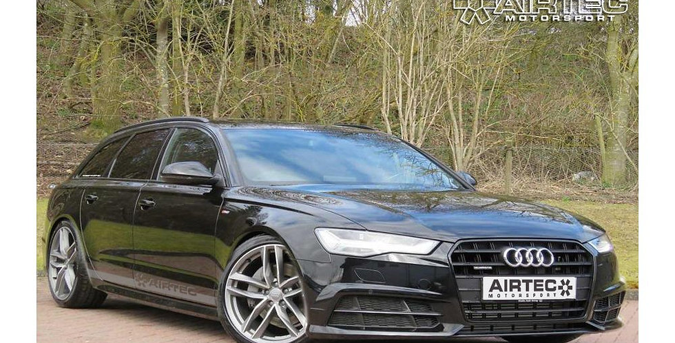 Airtec Intercooler Upgrade Audi A6 C7 3.0 TDI BiTurbo