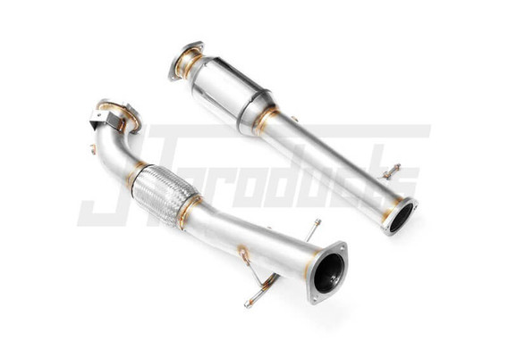 """Downpipe sports cat 3"""" Ford Focus RS MK2 2.5T"""