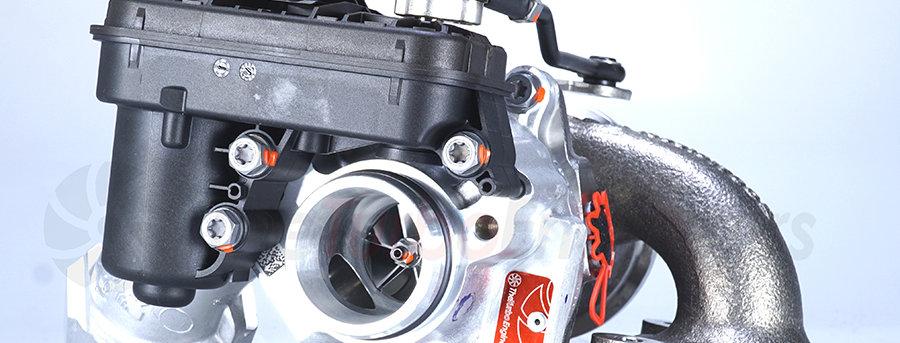TTE190 upgrade turbocharger for VAG 1.0 TSi 115 PS