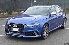Audi RS6 C7 hybrid turbo